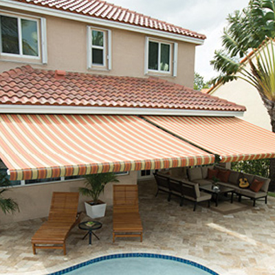 Retractable Awnings Gallery